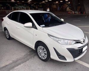 toyota yaris rental car bangkok thailand